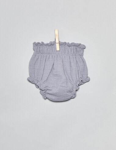Bloomer lavande premier âge - Culottes - Nícoli