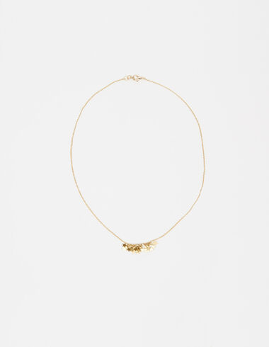 Stars necklace in gold tone - View all > - Nícoli