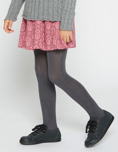 Falda niña lazo paisley fresa - Faldas - Nícoli