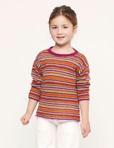 Jersey rayas multicolor - Jerséis y sudaderas - Nícoli