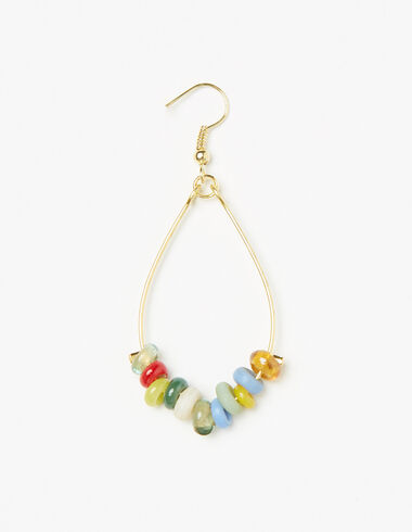 Multicolor earrings - View all > - Nícoli