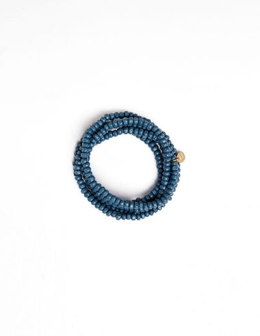 Blue bead necklace - View all > - Nícoli