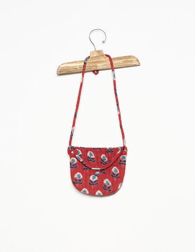 Terracotta buti round crossbody bag - View all > - Nícoli