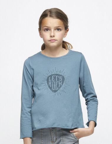 """Green """"rock"""" charity t-shirt - T-shirts - Nícoli"""