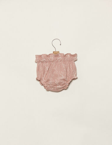 Pink heart bloomers - Bloomers - Nícoli